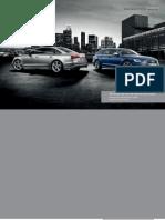 Audi A6 & S6 sedan & Avant Catalogue (UK)