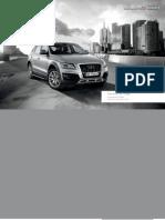 Audi Q5 Accessories Guide (UK)