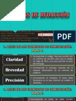 Técnicas de Redacción (T. Etica) -Jorge Gálvez-
