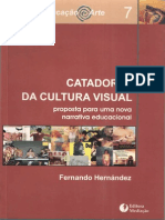 Livro - Catadores Da Cultura Visual