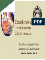 Hemodinamia Cardiovascular