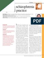 Managing Schizophrenia in Genaral Practice (2)