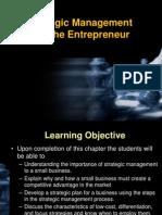 3)Strategic Management ED Updated