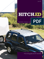 HITCHED MAGAZINE DEDICATED TO HELPING YOU STAY FIT TO TOW.2009