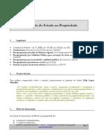Capítulo 09 - A Intervenção do Estado na Propriedade - Parte I