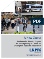 Univ Transp Innovation - A New Course