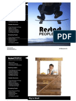 Restart PEOPLE by Peter Fisk Sep 09