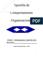 Comportamento Organizacional Doc