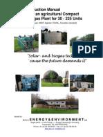 Bio-Gas Self-Construction