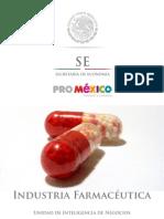 Industria Farmaceutica Unidad de Inteligencia de Negocios