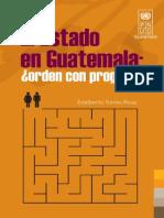 El Estado en Guatemala-Orden Con Progreso (1)