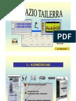 Grabazio tailerra-2008