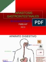 4.- PARASITOSIS GASTROINTESTINALES (1)