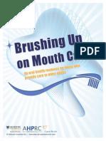 BrushingUp Info Sheets