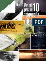 Dragos Asaftei - Primii 10 Pasi in Fotografia Digitala