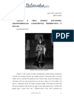 Drama e Vida « Performatus