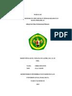 makalah kriminologi hukum