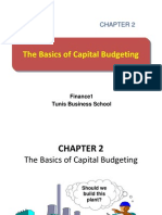 Chap2 Capital Budgeting (Finance 1)