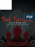 The-Tailor-by-Leigh-Bardugo en Español