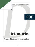 [Varios] Dicionário de Termos Técnicos de Informática