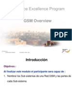 1. GSM Overview Spanish