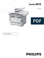 Philips Mfd6050 User Manual