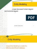 Entity Modelingx