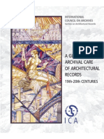 A GUIDE TO THE ARCHIVAL CARE