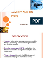 Memory and Its Types