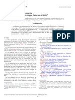 ASTM Designation E2411 −07-Chemical Warfare Vapor Detector (CWVD)1