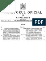 OMAI 164 Regulament de Acordare a Brevetului de Pompier Spec