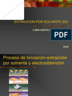 Extraccion Por Solvente (Sx) 2008