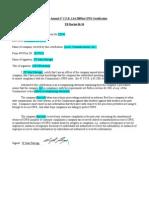 2014 03 01 CPNI Certificate