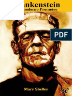 Shelley, Mary - Frankenstein o El Moderno Prometeo [1297] (r1.4)