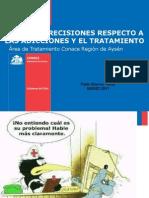 Algunas Precisiones de La Adiccion y Su Tratamiento 2011