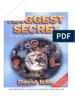 The Biggest Secret David Icke Portugus