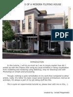 The Making of a Modern Filipino House
