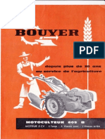 Bouyer 605B plaquette