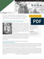 BOMA Greater Cleveland 1st Quarter 2014 Newsletter