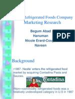 Nestlé Refrigerated Foods Company