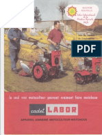 Labor Cadet Brochure