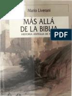 Liverani, Mario - Mas Alla de La Biblia