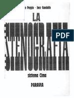 Tito Poggio, Ines Gandolfo - La Stenografia Sistema Cima