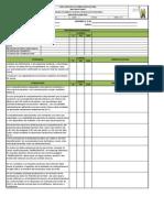 Form Si 004 Inspeccion de Ambulancia