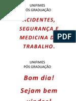 APRESENTACAO UNIFIMES 10 01 14