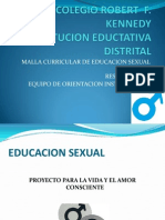 Malla Curricular de Educacion Sexual (1)