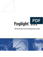 Foglight Admin