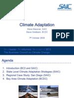 BC3 SAIC Adaptation Event 10-07-09