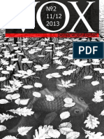 VOX journal number 2