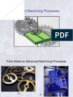 Advanced Machining Process